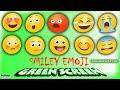 BEST GREEN SCREEN SMILEY EMOJI FREE NO COPYRIGHT