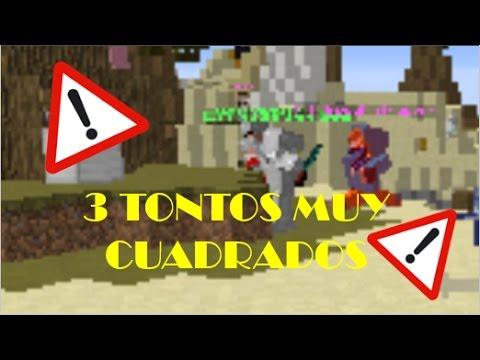 eggwars minecraft 3 TONTOS MUY CUADRADOS CON PELAYO Y SUARDI
