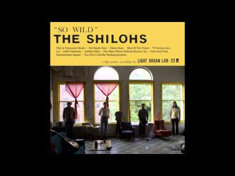 """The Shilohs """"Airliner Man"""" (Official Audio)"""