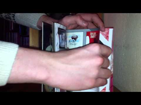 Taylor Swift - Red (Limited Zinepak Edition) CD Unboxing HD