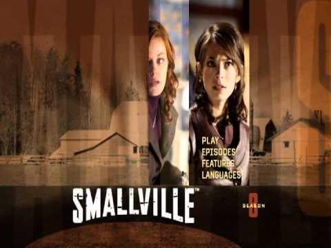 Download Smallville Season 8 DVD Menu Intro