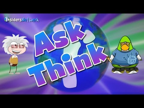 Ask Think #44: Aunt Arctic = Antarctic.. WHO KNEW!?