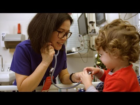 I Am a Pediatric Medical/Surgical Nurse | Cincinnati Childre