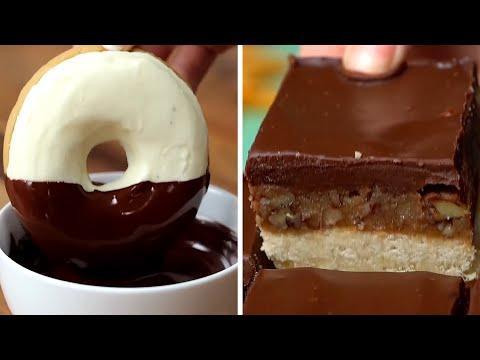 Delicious Chocolate Desserts 5 Ways