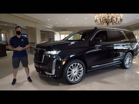 Is The ALL NEW 2021 Cadillac Escalade The BEST Luxury SUV To BUY?