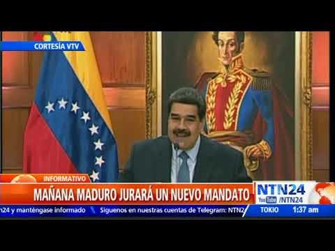"Maduro da 48 horas al Grupo de Lima para ""rectificar"" posición sobre su mandato"