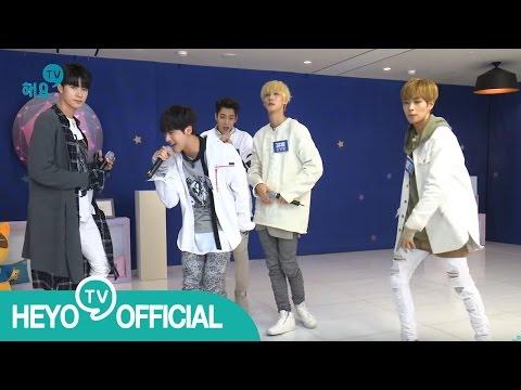 [해요TV] 크나큰(KNK) - U 라이브 (박소현의 아이돌 TV)