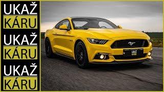 4K | MENTOVA AMERIKA! | FORD MUSTANG GT | 450 koní