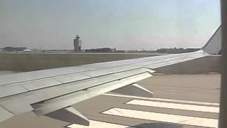 Ryanair Budapest-Bristol járat felszállása, június 30.