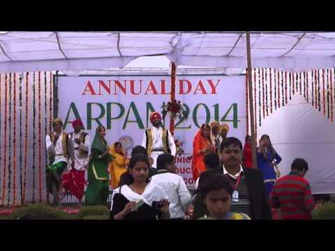 cpsm college of education anualday 2014 punjabi d