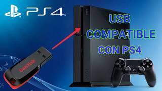 TUTORIAL USB COMPATIBLE CON PS4 DESDE MAC Y WINDOWS