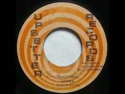 Junior Byles - Place Call Africa