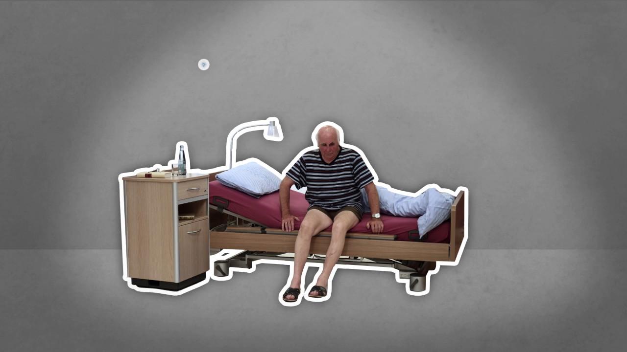 video IQmat Sensormatratze
