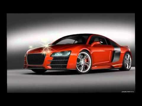 Популярные марки автомобилей мира Concept Car Audi R8 TDI Le Mans 2008