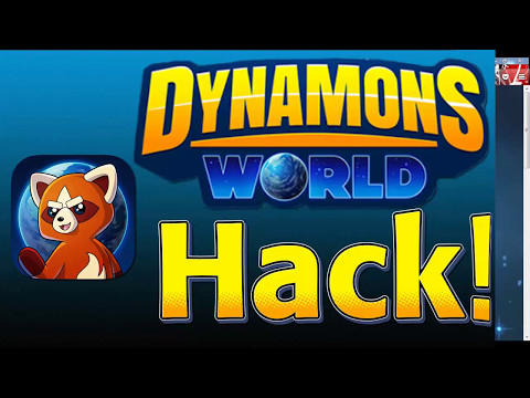 Dynamons World Hack Cheat *NEW* For iOS/Android (2017) [iPhone 7]