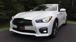 2016 Infiniti Q50 Red Sport 400 – Redline: Review