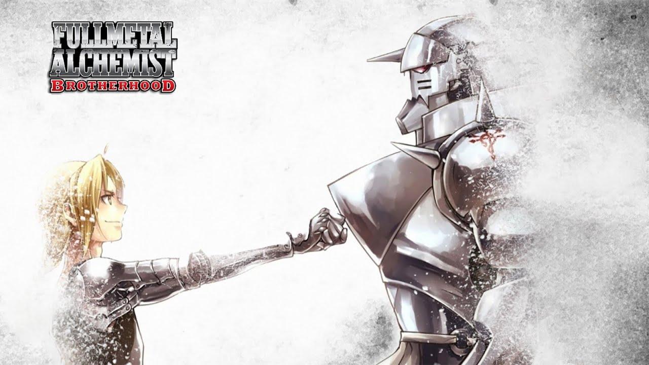 Netflix Fullmetal Alchemist Brotherhood