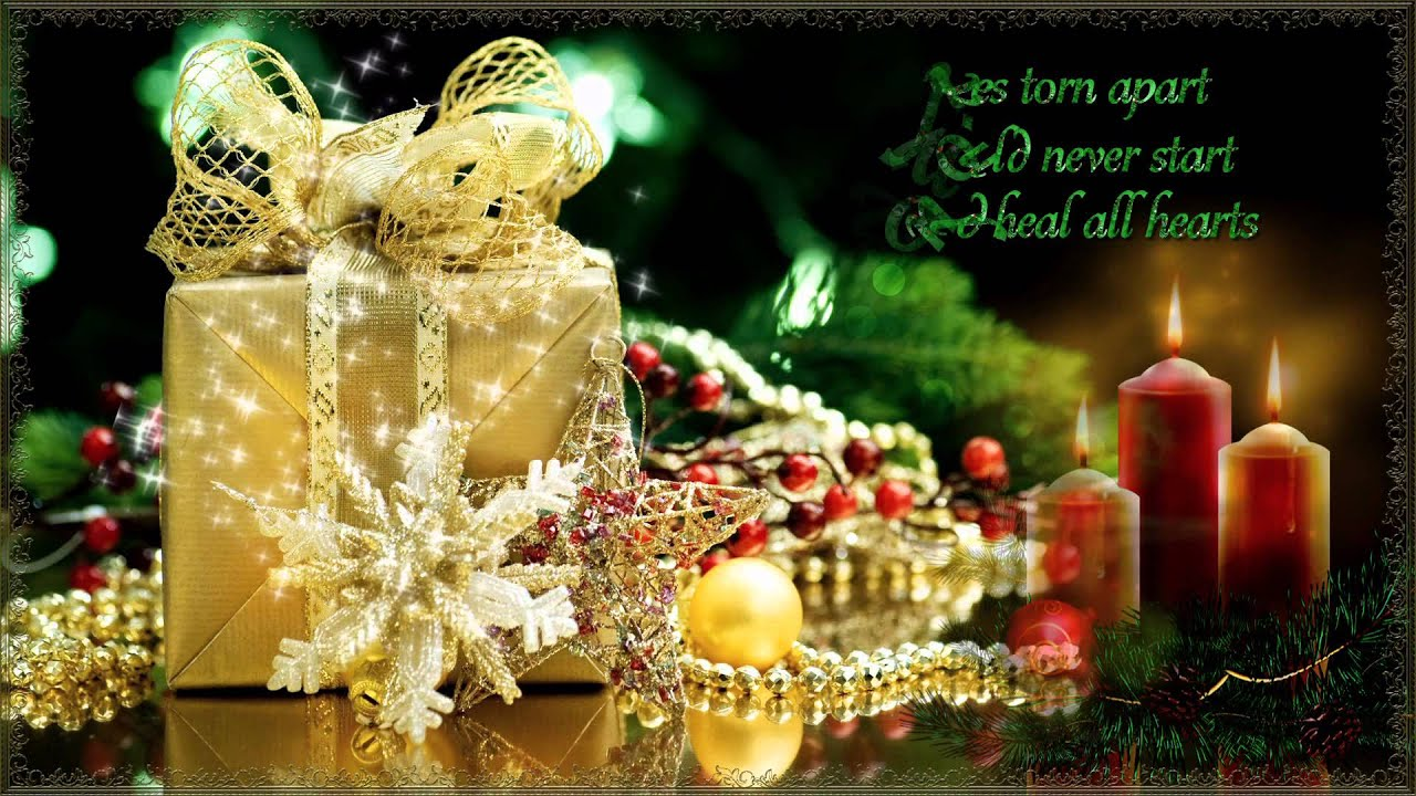 Kelly Clarkson ♫ My Grown Up Christmas List ☆ʟʏʀɪᴄ ᴠɪᴅᴇᴏ ...