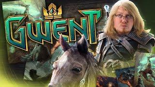 GWENT - My Horsey!