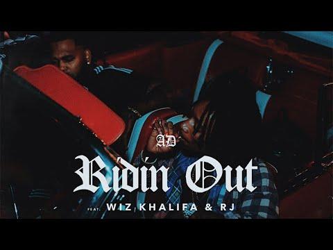 AD - Ridin Out (feat. Wiz Khalifa & RJ)
