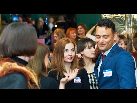 300+ Odessa Women Meet Foreign Men at Ukraine Dating Event