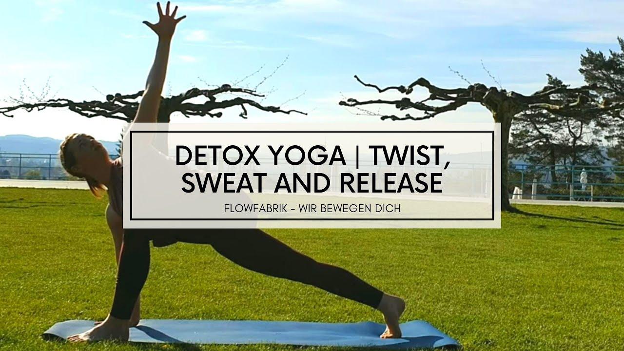 VIDEO: Twist, Sweat, Release. 40 minutes