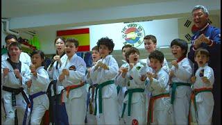 Entrena Taekwondo con Cho San