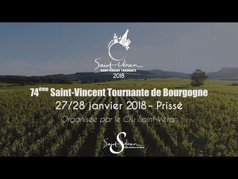 Teaser Saint-Véran / Saint-Vincent Tournante 2018 / Bourgogne