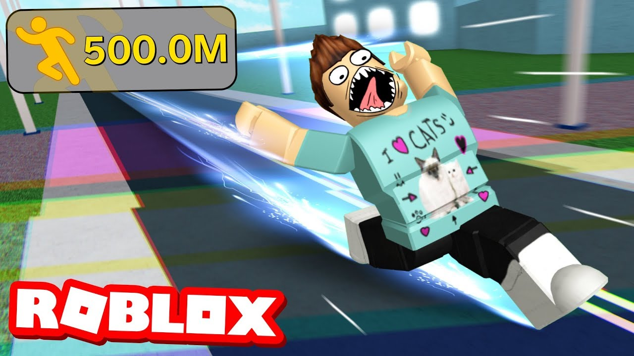 Running In Roblox Youtube I Got The Top Speed In Legends Of Speed And Broke The Game Youtube