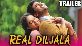 Real Diljala (Malli Malli Idi Rani Roju) 2021 Official Trailer Hindi Dubbed | Sharwanand, Nithya Menen