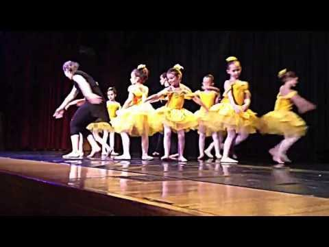 Gabriela Mia Albornoz; Mami Mami Dance Recital