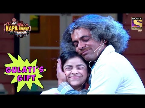 Dr. Gulati's Birthday Gift For Sarla - The Kapil Sharma Show