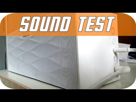Jawbone Big Jambox Wireless Speaker Sound Quality Test