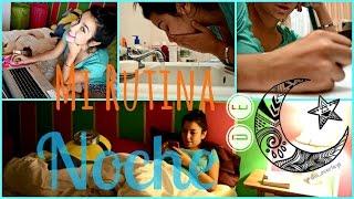 MI RUTINA DE NOCHE ✰☾ !!  | Priscila Thumbnail