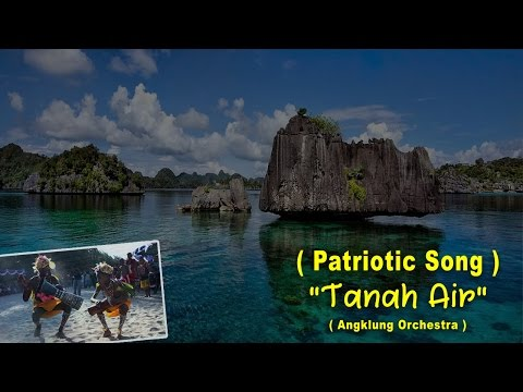 Lirik Lagu Tanah Airku Indonesia