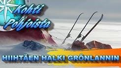 Kohti pohjoista ● Grönlanti ● Hiihtäen halki Grönlannin ● Across the Greenland 2016