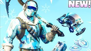 NEW! FROSTBITE SKIN REVEALED!!! Release Date! Fortnite Battle Royale