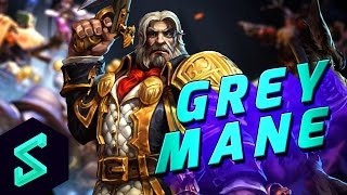 New Greymane & Towers of Doom Gameplay | Heroes of the Storm Gameplay | BlizzCon w/MFPallytime