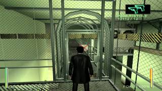 Lets Play Enter the Matrix - Walkthrough Episode 1
