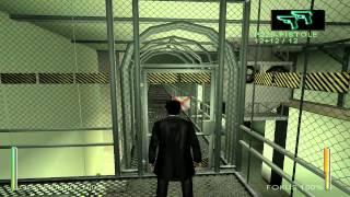Lets Play Enter the Matrix - Walkthrough Episode 1