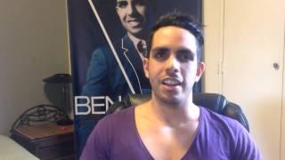 BENAVIDES Mensaje de Thanksgiving a fans en USA #1minutoBenavides