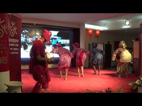 Nigeria Talking Drum
