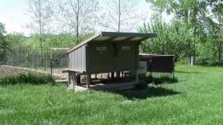 Chicken Coop Plan / Garden / Feeder Plans (part 2)
