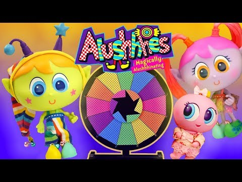 Distroller World Spin the Wheel Game with NeoNate Nerlie Babies and Alushhhes! Featuring Susiking!