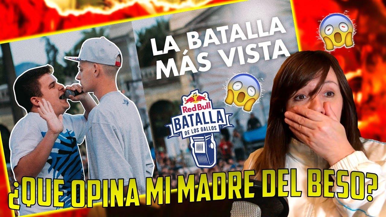 MI MADRE ARGENTINA 🇦🇷 REACCIONA POR PRIMERA VEZ A DTOKE VS ARKANO RED BULL 2015 CHILE * SE INDIGNA😱