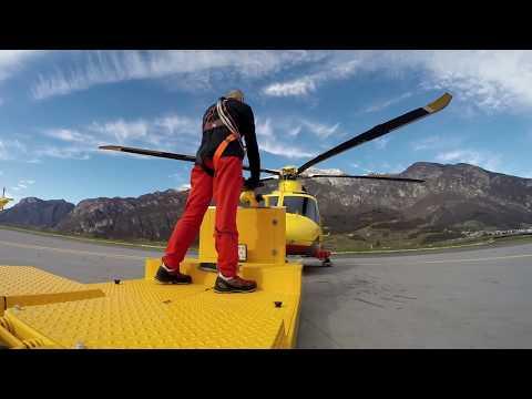 Soccorso Alpino Trentino - 30°Elisoccorso del Trentino - Yellow Angels