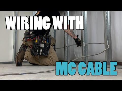 Episode 37 - Wiring With MC - WHAT YOU CAN AND CAN'T DO WITH MC CABLE