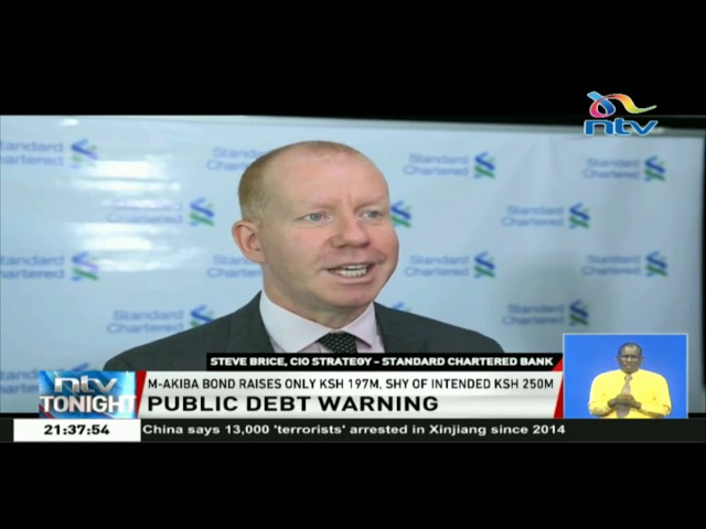 Experts continue to raise concern over Kenya's appetite for debt