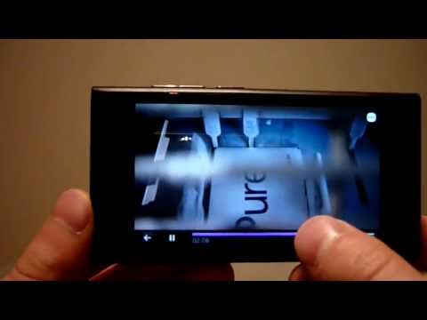 Nokia N9 - odtwarzacz audio, video, Nokia Music Store