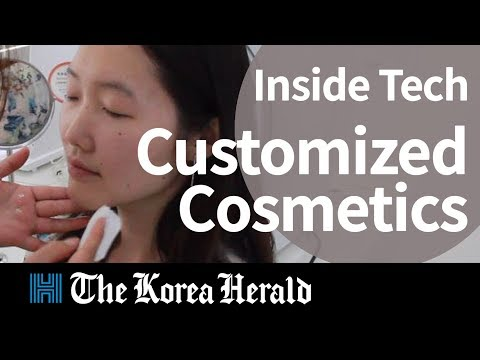 [Inside Tech] Korean cosmetics companies combine beauty products with technology